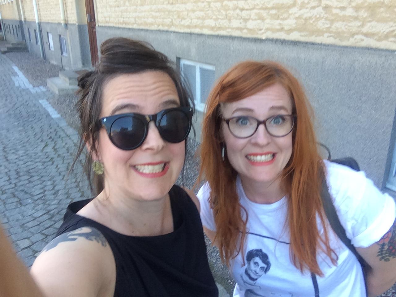 Joanna & Lena