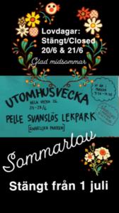 Sommartider – Summertime