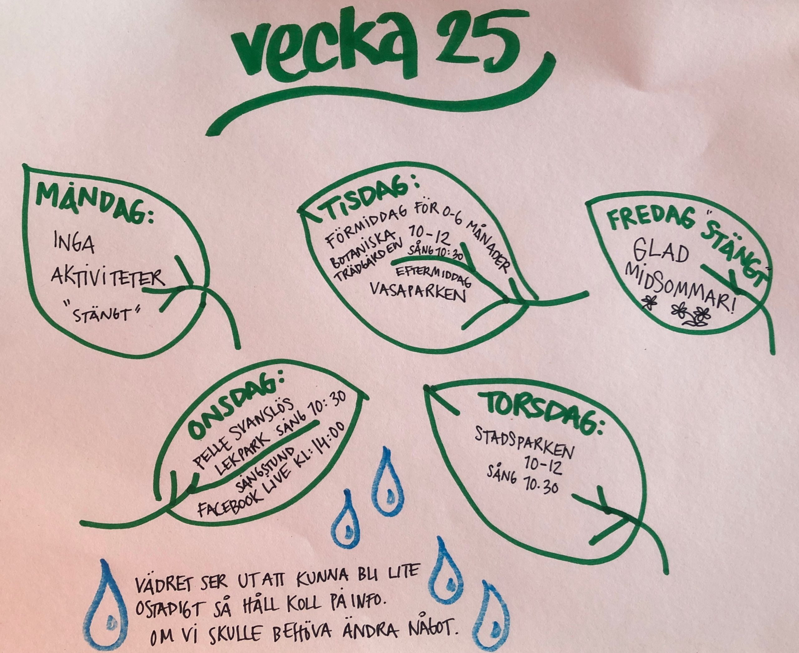 You are currently viewing Vecka 25